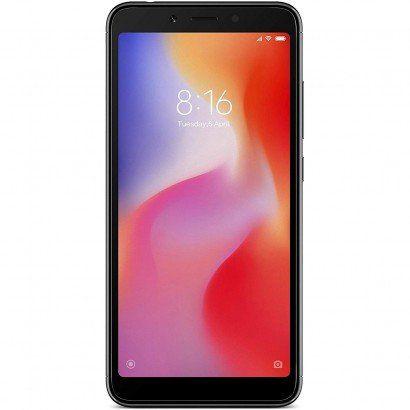 Smartphone Xiaomi Redmi 6A 16gb Ram 4gb - Preto