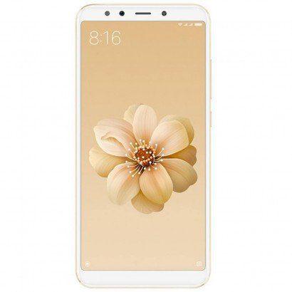 Smartphone Xiaomi Redmi MI A2 64GB  Desbloqueado Dourado