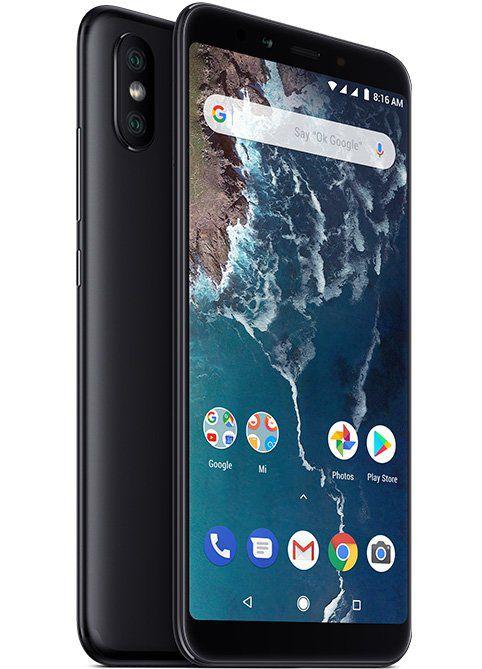 Smartphone Xiaomi Mi A2 64gb Dual Sim Tela 5.99 Global Preto