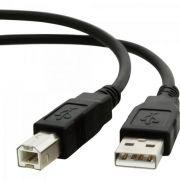 Cabo de Dados USB 2.0 A Macho x USB 2.0 B Macho 10m CBUS0010