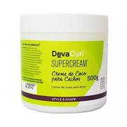 Deva Curl Creme De Coco Para Cachos Super Cream 500g