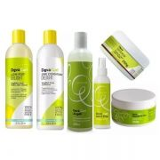 Deva Curl  Kit Delight  Angell  Set it free Heave in Super Cream