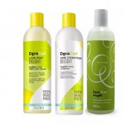 Deva Curl Kit Delight Lowpoo, One e Angell