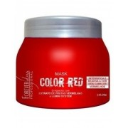 Forever Liss Máscara Color Red 250g