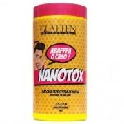 Glatten Nanotox Abafa o Caso Máscara Repositora de Massa - 1Kg