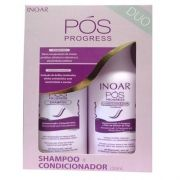 Inoar Kit Pós Progress Shampoo E Condicionador 250ml