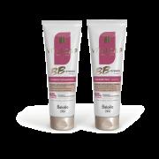 Kit BB Cream Shampoo e Condicionador VITALCAP