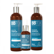 Kit Botox Absolute Repair Grandha 360g Pós Progressiva