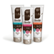 Kit Completo 3 itens Chocolate Power VITALCAP 240ml