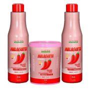 Kit Completo Glatten Malagueta 3 Produtos