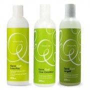 Kit Deva Curl Low-Poo, One Condition, Angéll 355ml