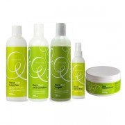 Kit Deva Curl Low Poo, One Condition, Angell, Set it Free e Heave in hair