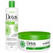 Kit Plancton Professional - Detox Oxigenação Capilar Shampoo E Máscara