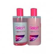 Kit Salon Beauty Shampoo e Condicionador Crespos e Cacheados