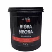 La Bella Liss Viúva Negra Máscara Reconstrutora Efeito Teia 240g