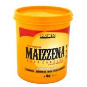 Maizzena para cabelos glatten professional creme alisante 930kg