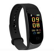 Relogio mi Inteligente Pulseira Bracelete  SmartWatch m5  Plus Android e IOS Lançamento