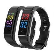 Relogio Pulseira Bracelete Inteligente Smartband SmartWatch d12 Android e IOS