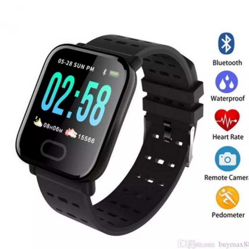 A6 Sport Relógio Inteligente Pulseira Smartwatch Smartband