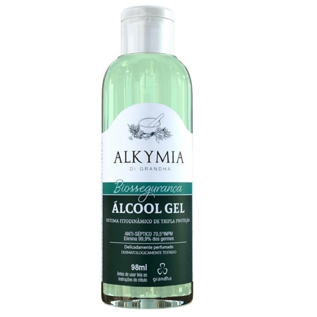 Álcool Gel Grandha 98ml