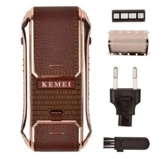 Aparador Barbeador Elétrico de Barba RSCW-5300