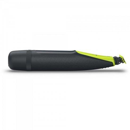 Aparador de Pelos Bivolt Oneblade QP2510/10 CINZA/VERDE Philips