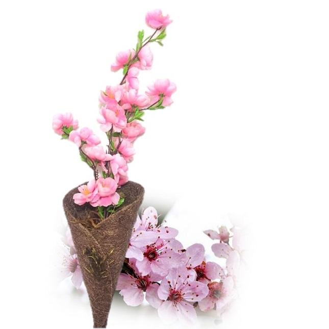 Arranjo de Flor Cerejeira Rosa