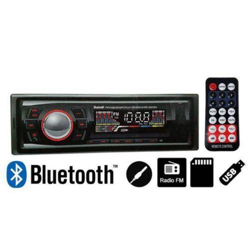 Auto Rádio HW-2649A Usb Radio de Carro Mp3