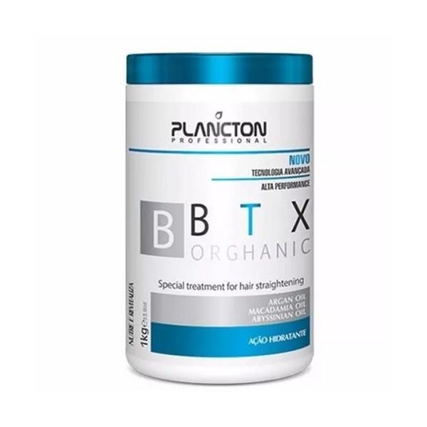 BBTX Orghanic Plancton Professional Creme Alisante 1kg