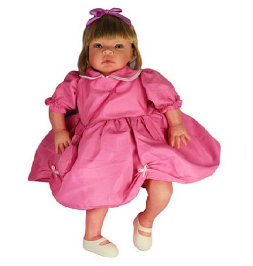 Bebê Reborn Helena roupinha festa Refletindo Você