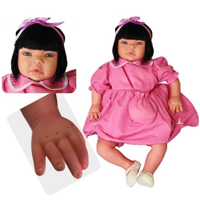 Bebê Reborn Menina Caterine Festa