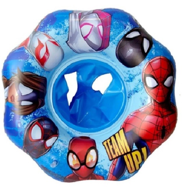 Boia Infantil Circular Inflável Spider Man