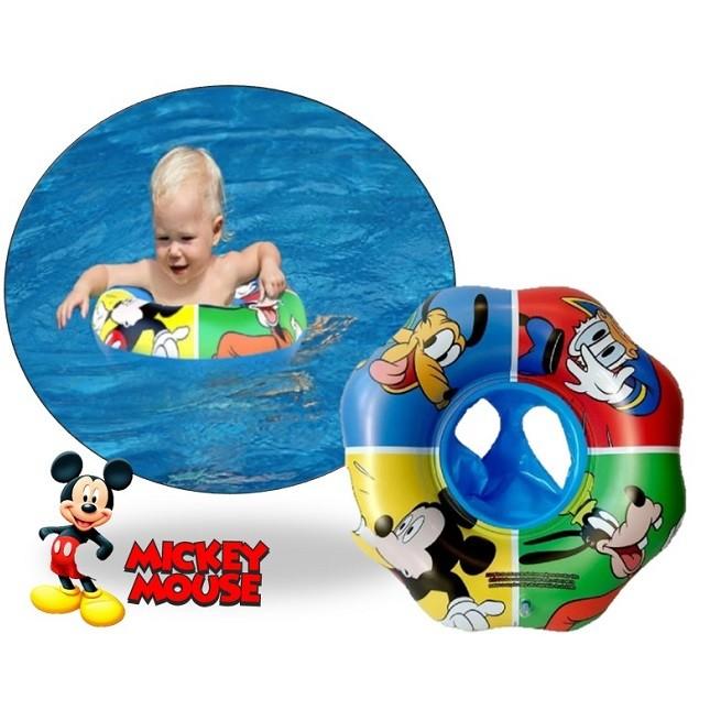 Boia Infantil Inflável Menino Mickey