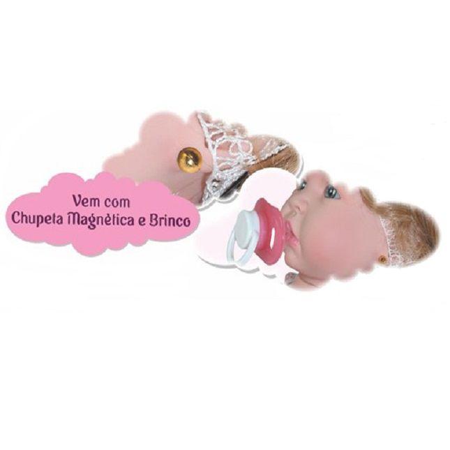 Boneca Bebê Reborn Kayla Doll Realist