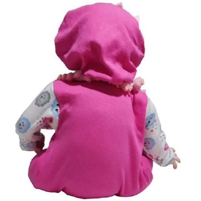 Boneca Brianna Bebê Reborn  Doll Realist