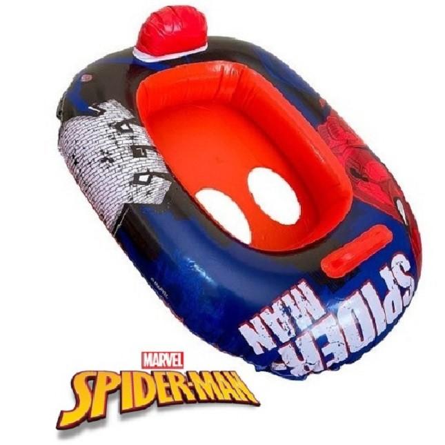 Bote Inflável Fralda Com Encosto Spider Man