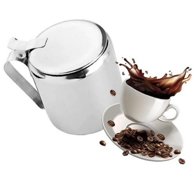 Bule Inox Chá Café Leite Leve 4 Pague 3 600ml