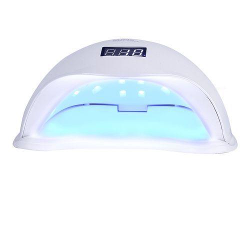 Cabine para Unhas Gel Sun5 Led Uv 48w Digital Sensor Estufa Forno