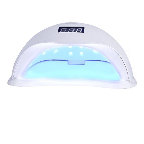 Cabine para Unhas Gel Sun5 Led Uv 48w Digital Sensor Forno  Estufa