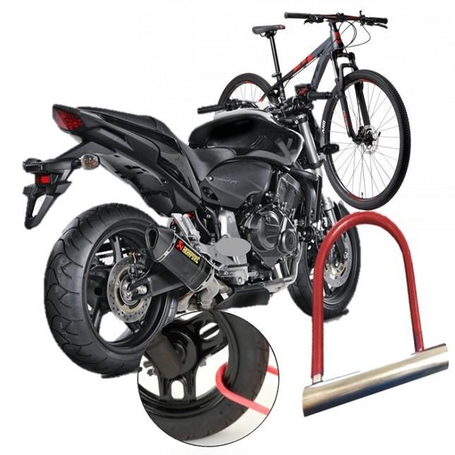 Cadeado Trava U Moto Bicicleta Antifurto Universal