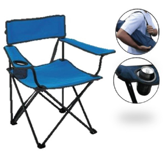 Cadeira Dobrável Camping Pesca