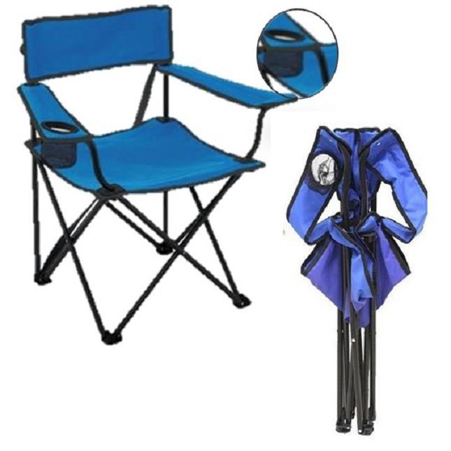 Cadeira Dobravel Churrasqueira Grelha Espeto