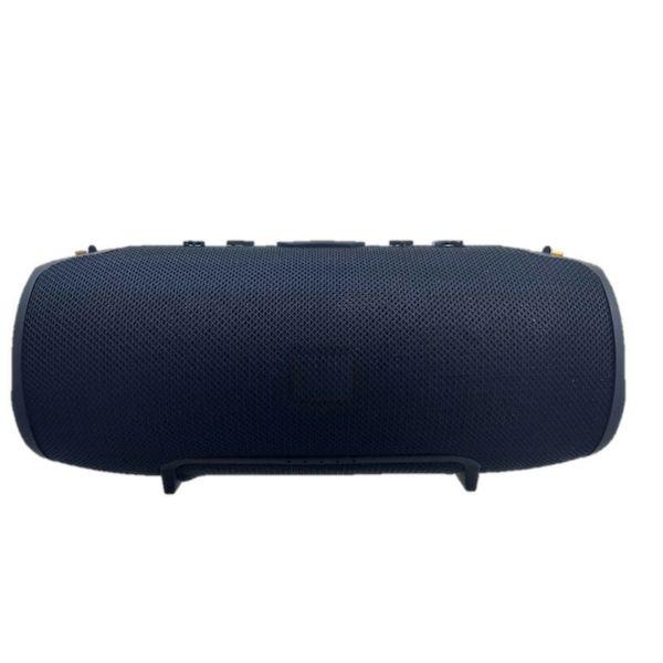 Caixa caixinha de som Xtreme média preta