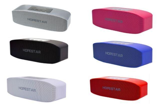 Caixa De Som Bluetooth Hopestar H11 Potência 18W  Speaker