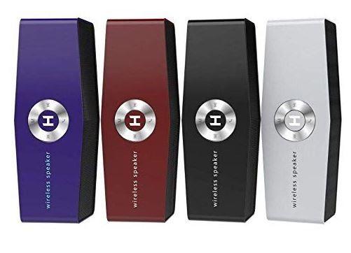 Caixa De Som Bluetooth Hopestar H6 bluetooth  Preta