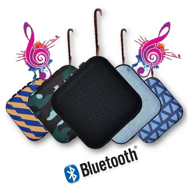 Caixa De Som Bluetooth T5 Portátil FM TF USB