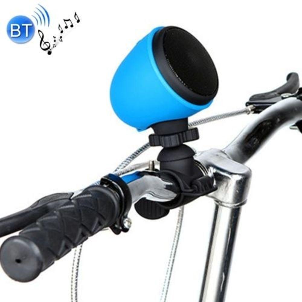 Caixa De Som Com Bluetooth para bicicleta e ciclista resistente à água