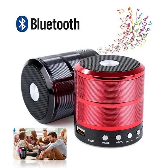 Caixa De Som Mini Bluetooth Fm Academia Aula Treino Piscina