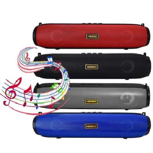 Caixa de Som Recarregável Bluetooth KM-203 Portátil