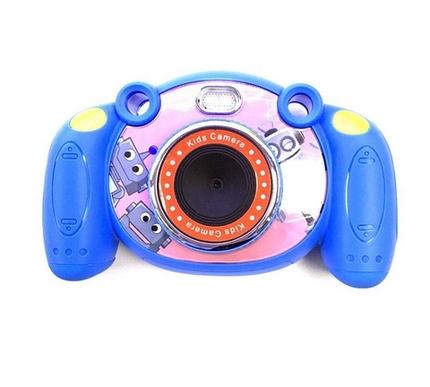 Câmera digital infantil tomate